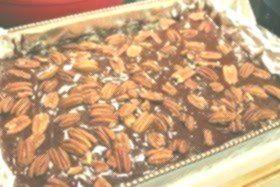 Sweet Tea and Cornbread: Decadent Turtle Brownies! #turtlebrownies Sweet Tea and Cornbread: Decadent Turtle Brownies!