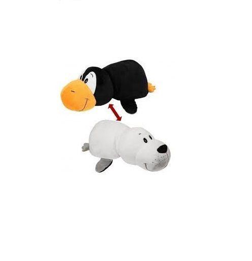 a1b3828f60361 Flip A Zoo (PENGUIN / SEAL) 2-in-1 Stuffed Animal 16