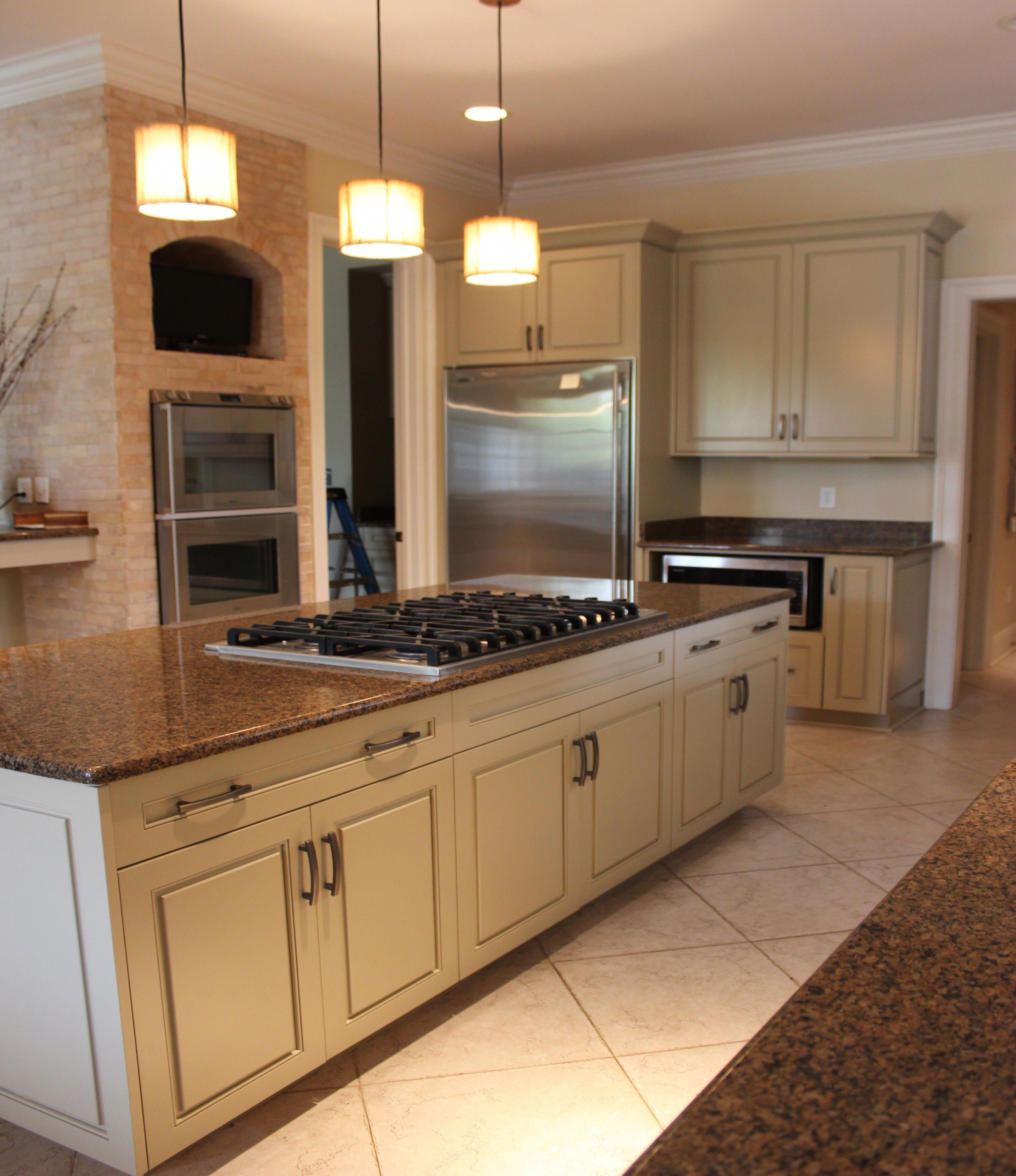 Beautiful Painting Kitchen Cabinets Contractors - The ...