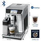 Delonghi super-automatic espresso coffee machine ECAM 650.85.MS #automaticespressomachine