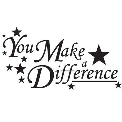 make difference - google