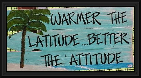 Warmer the Latitude.... (With images) Paint and sip
