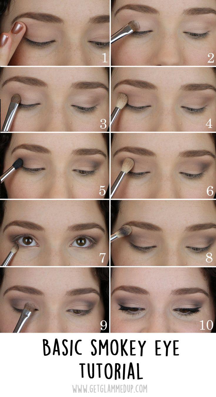 VIDEO Easy Smokey Eye Tutorial for Beginners