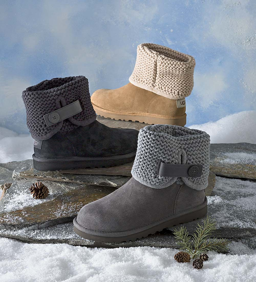 f0b5f50aed2 UGG Women's Shaina Boots | Boots | Everybody wants these UGGs - they ...