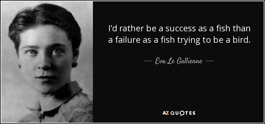 Az Quotes   Top 8 Quotes By Eva Le Gallienne A Z Quotes Old Hollywood