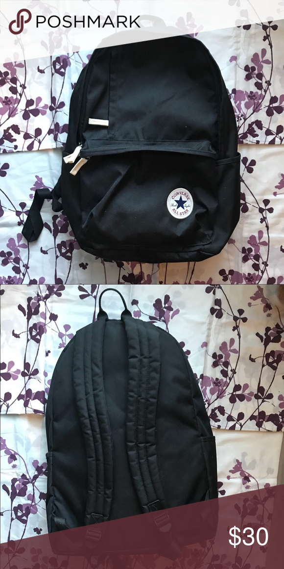778a34befe4 Converse Backpack All black converse Backpack. Converse Bags Backpacks