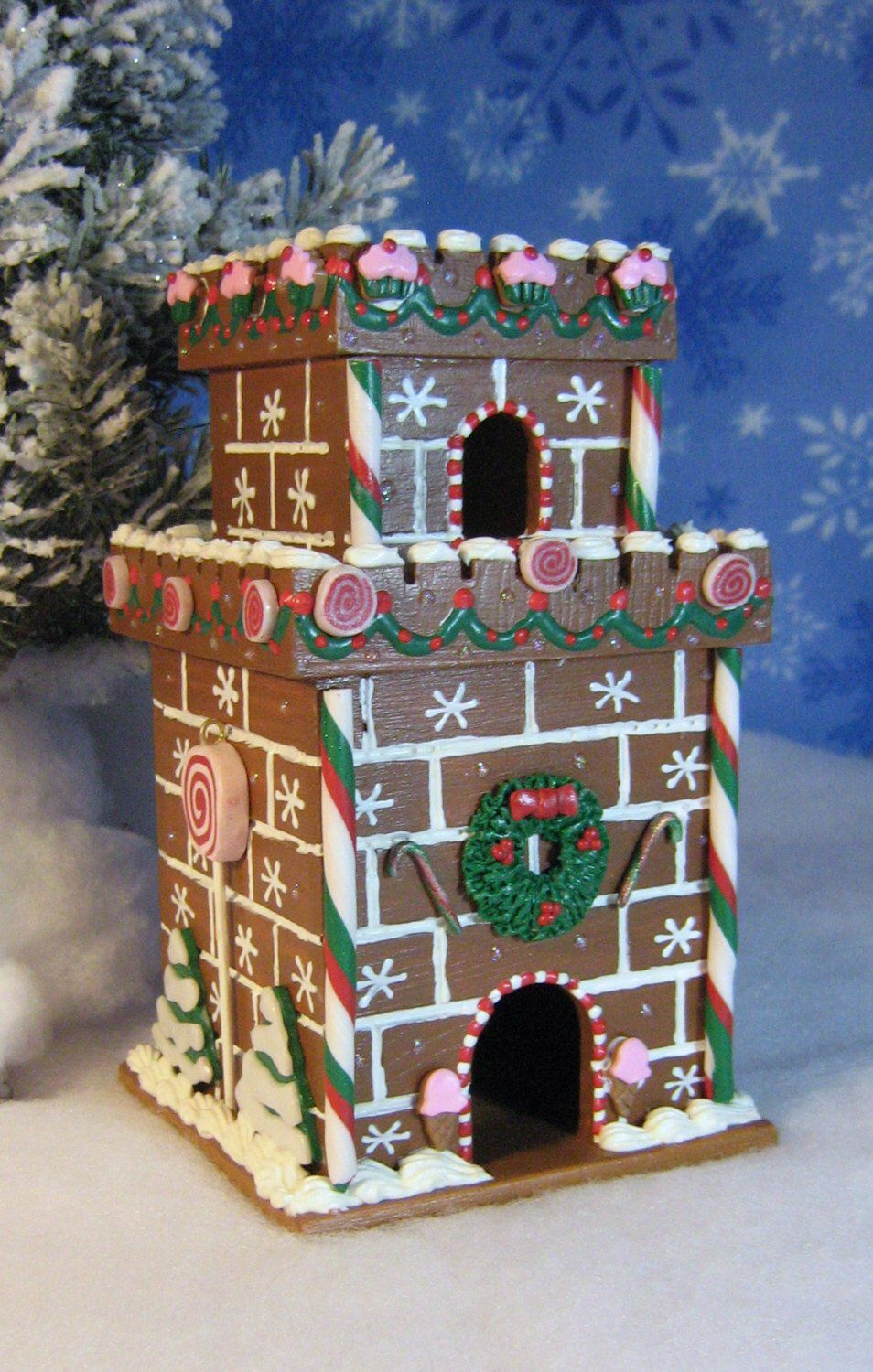Pin by Tessa Schreiner on Gingerbread House Gingerbread