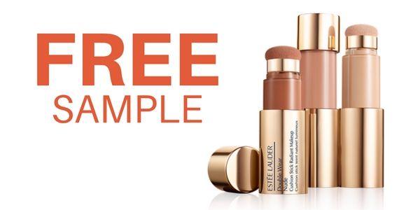 Free Sample of Estee Lauder Double Wear Makeup Stick | tatjana ...