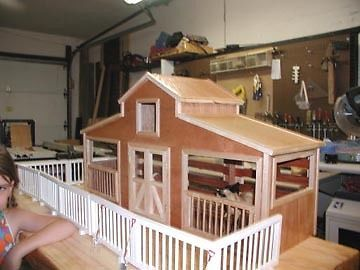 Breyer Horse Stable Woodworking Plan Dollhouse Woodworking Plans Woodworking Projects For Kids Woodworking Plans
