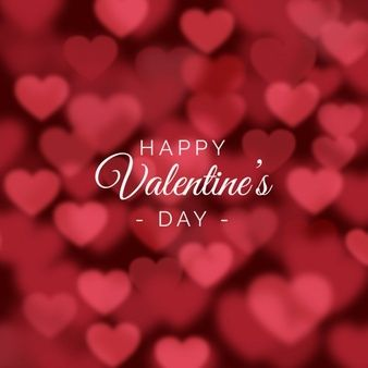 Download Hearts Valentine Background With Golden Details For Free Happy Valentines Day Pictures Happy Valentine Day Quotes Valentines Day Wishes