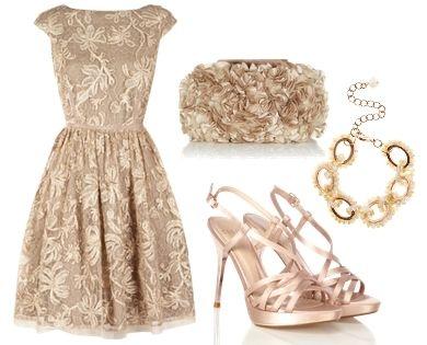 Vintage Dresses For Wedding Guests | vintage summer wedding guest ...