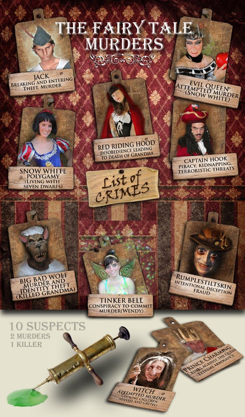 16++ Murder mystery party games a murder on the grill info