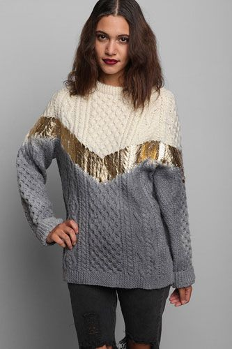 17 cozy-but-cool fall sweaters http://www.urbanoutfitters.com ...