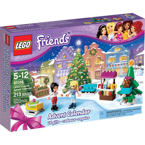 48 accessories Lego create your calendar advent christmas 24 minifigures