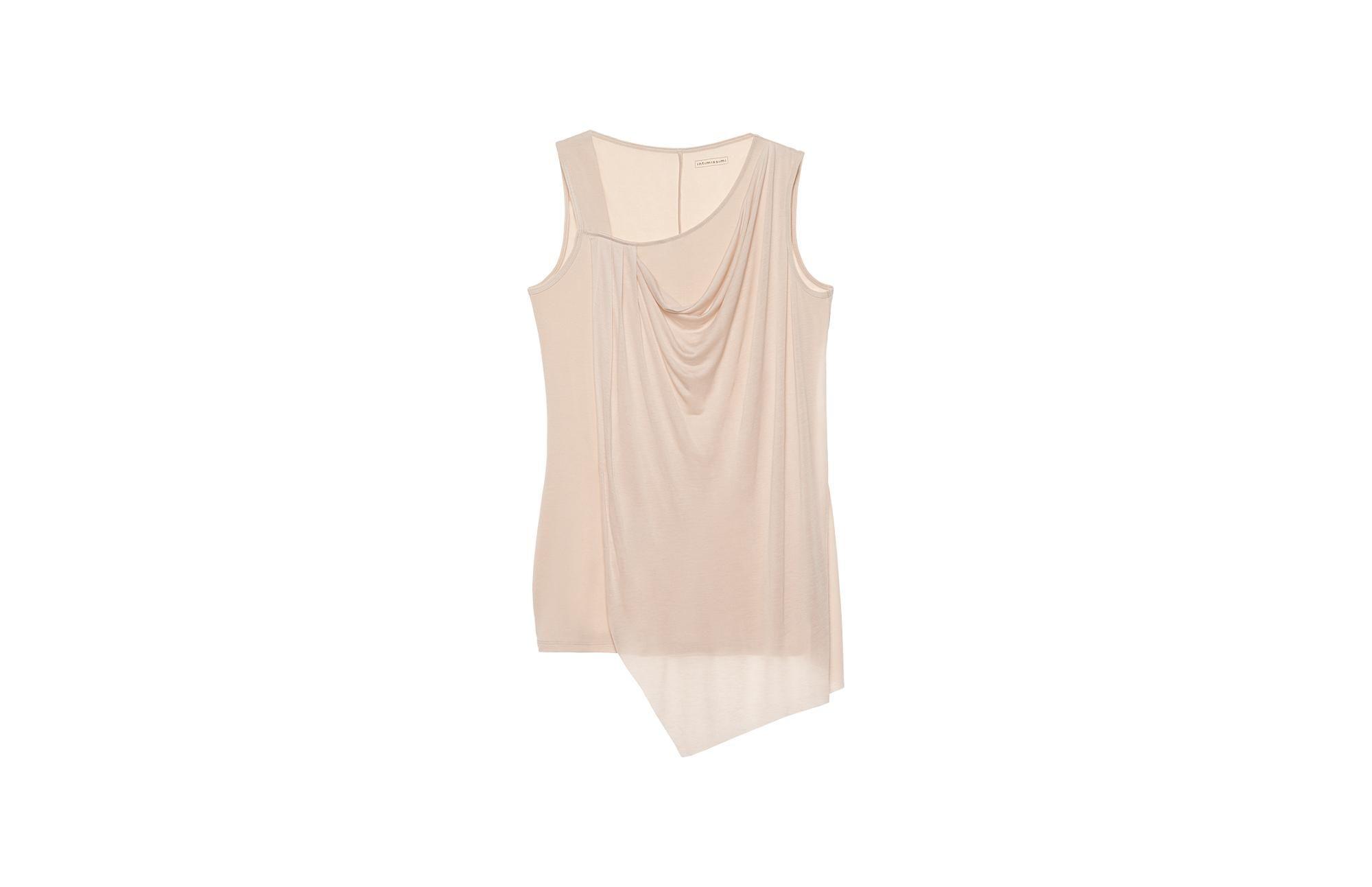 38e42f1adba Camiseta de Tirantes de Viscosa con Drapeado - Intimissimi   Fashion