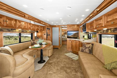 Allegro Rv Taking A Motorhome To The Extreme Luxury With Images