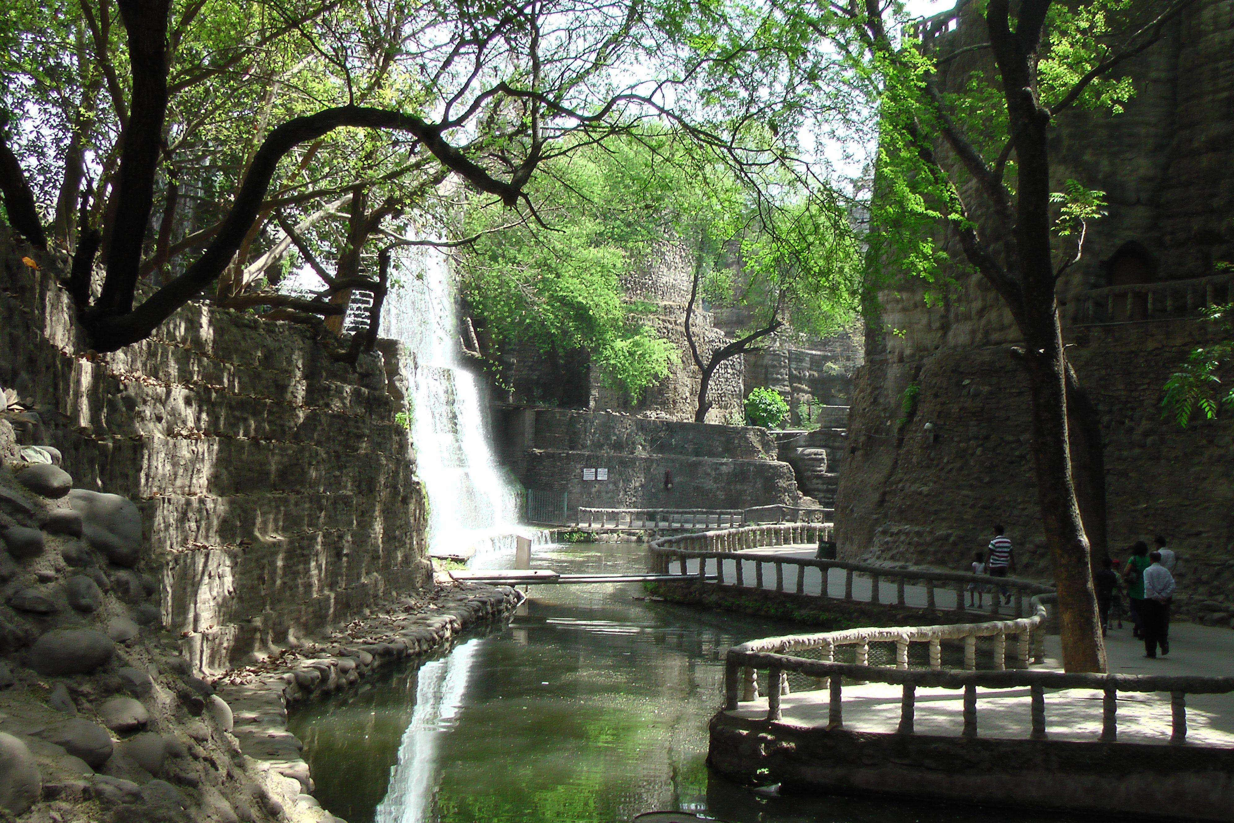 Rock Garden India Chandigarh Rock Garden