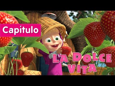 522 Masha Y El Oso La Dolce Vita Capítulo 33 Dibujos Animados En Español Youtube Masha And The Bear La Dolce Vita Bear