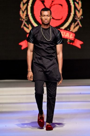 Yomi Casual Port Harcourt Fashion Week 2014 African Fashion Nigeria Fashionghana 3 Adf