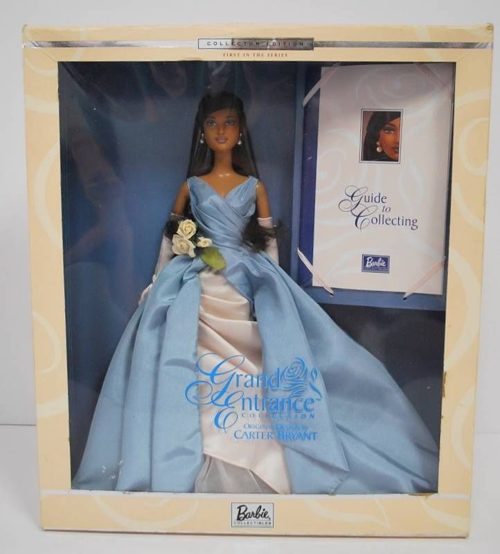 Grand Entrance African American Barbie NEW