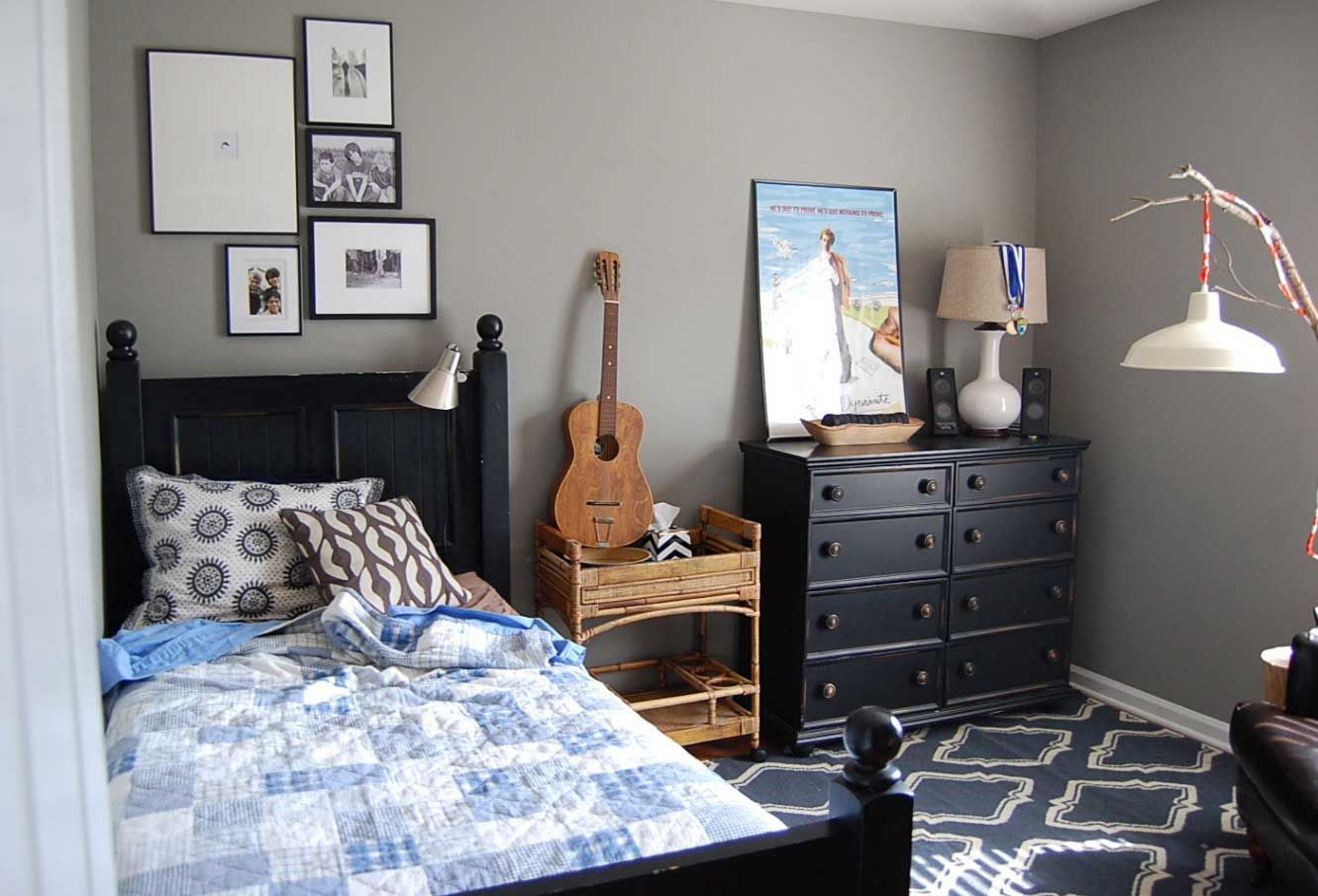 Boys black bedroom furniture Red Stunning Boys Room Paint In Grey Wall Paint Color Ideas Combined With Black Bedroom Furniture Sets Also With Black And White Carpet Pinterest Stunning Boys Room Paint In Grey Wall Paint Color Ideas Combined
