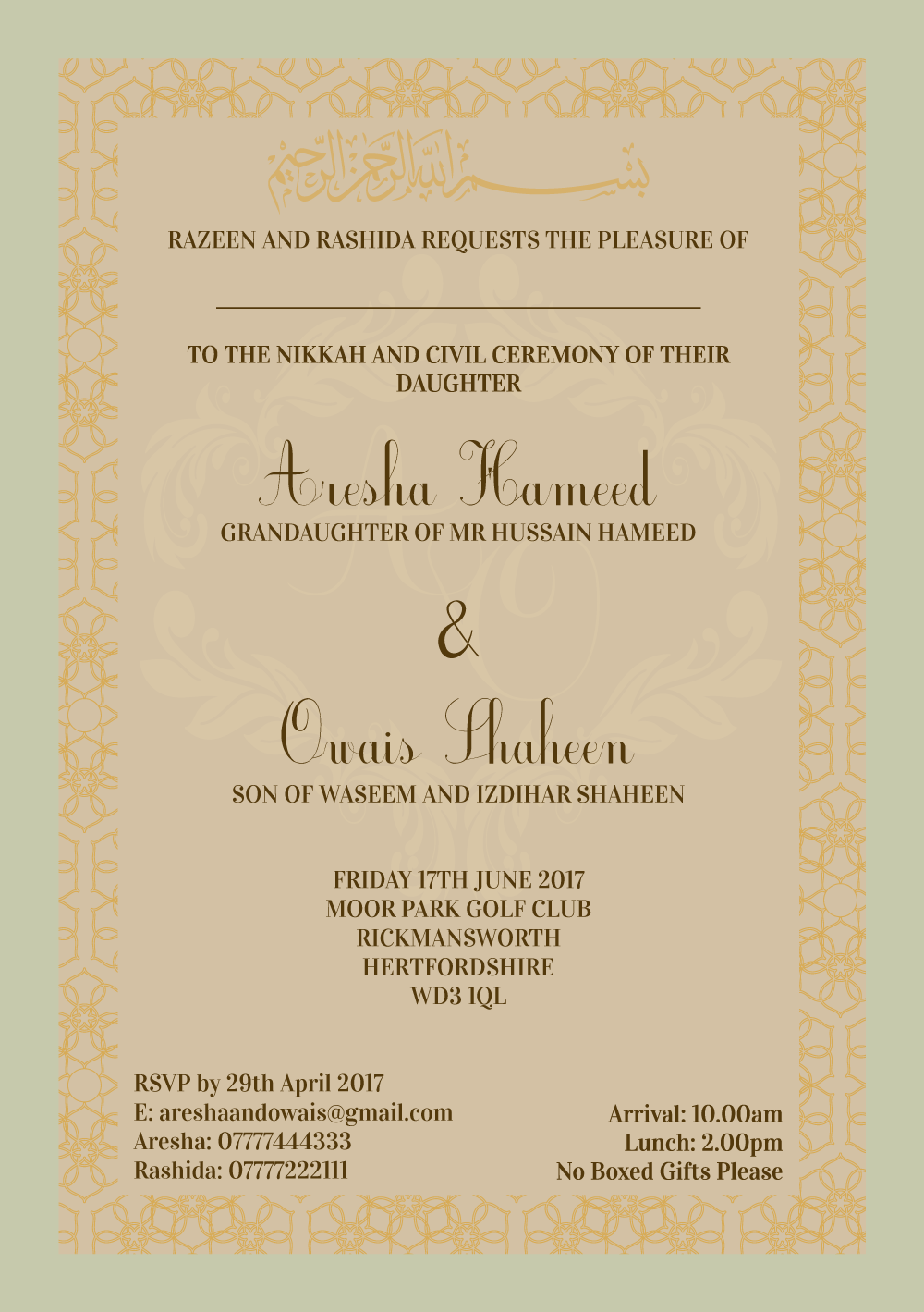 Pakistani Wedding Invites The Wedding Hut Pakistani Wedding Cards Pakistani Wedding Invitations Custom Wedding Invitations