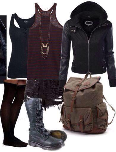Sarah Manning style (Orphan Black) | Clothes | Serien