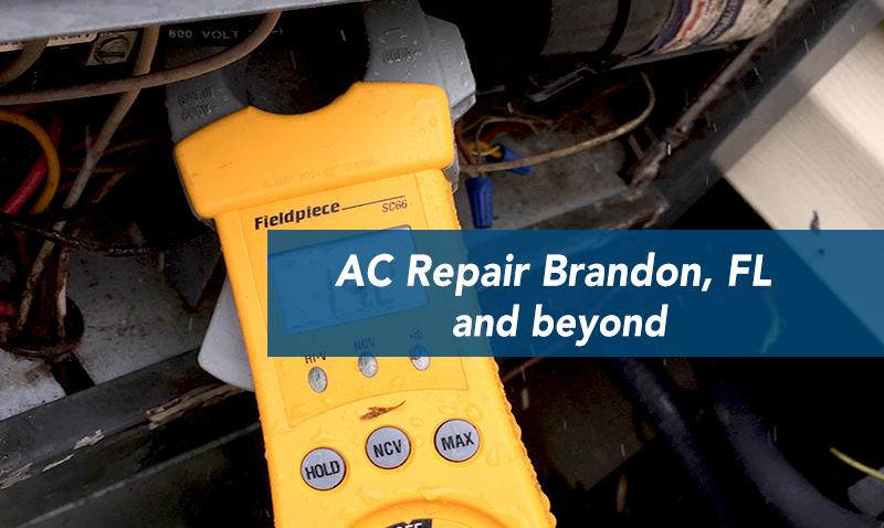 AC Repair Brandon Ac repair, Air conditioning companies