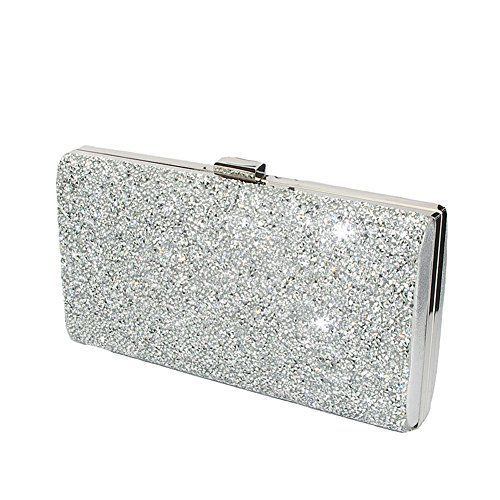 Covelin Women's Handbag Envelope Rhinestone Evening Clutch Bag Hot ...