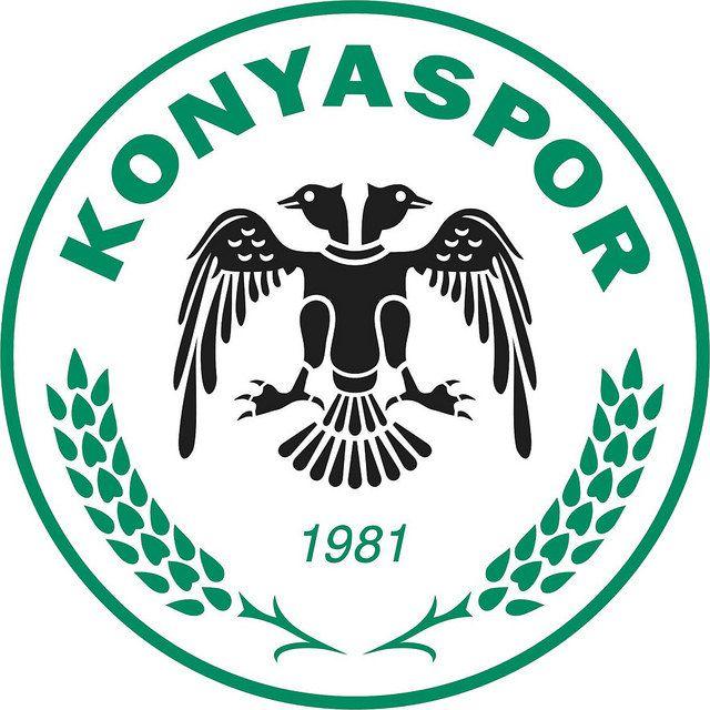 Torku Konyaspor Kulübü | Country: Turkey / Türkiye. País: Turquía. | Founded/Fundado: 1981 | Badge/Crest/Logo/Escudo.