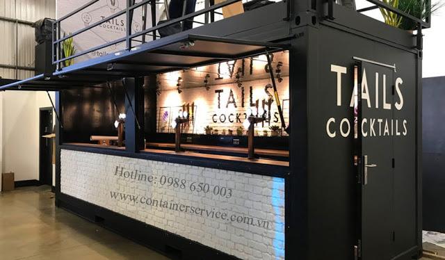 Container Bar 40 Feet