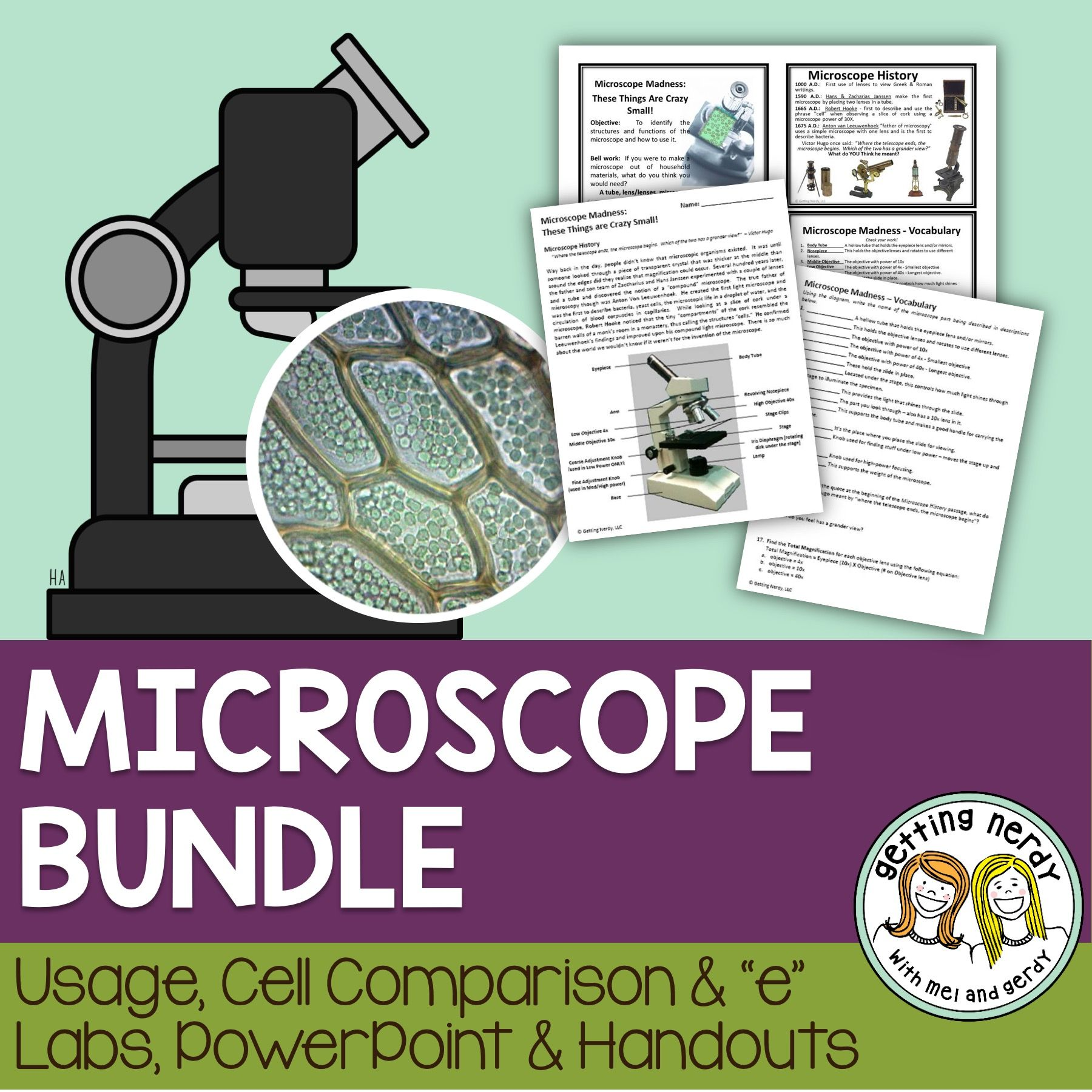 Microscope Introduction