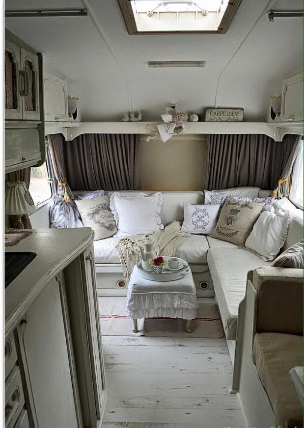 pin by petra howard on summer house pinterest caravane. Black Bedroom Furniture Sets. Home Design Ideas