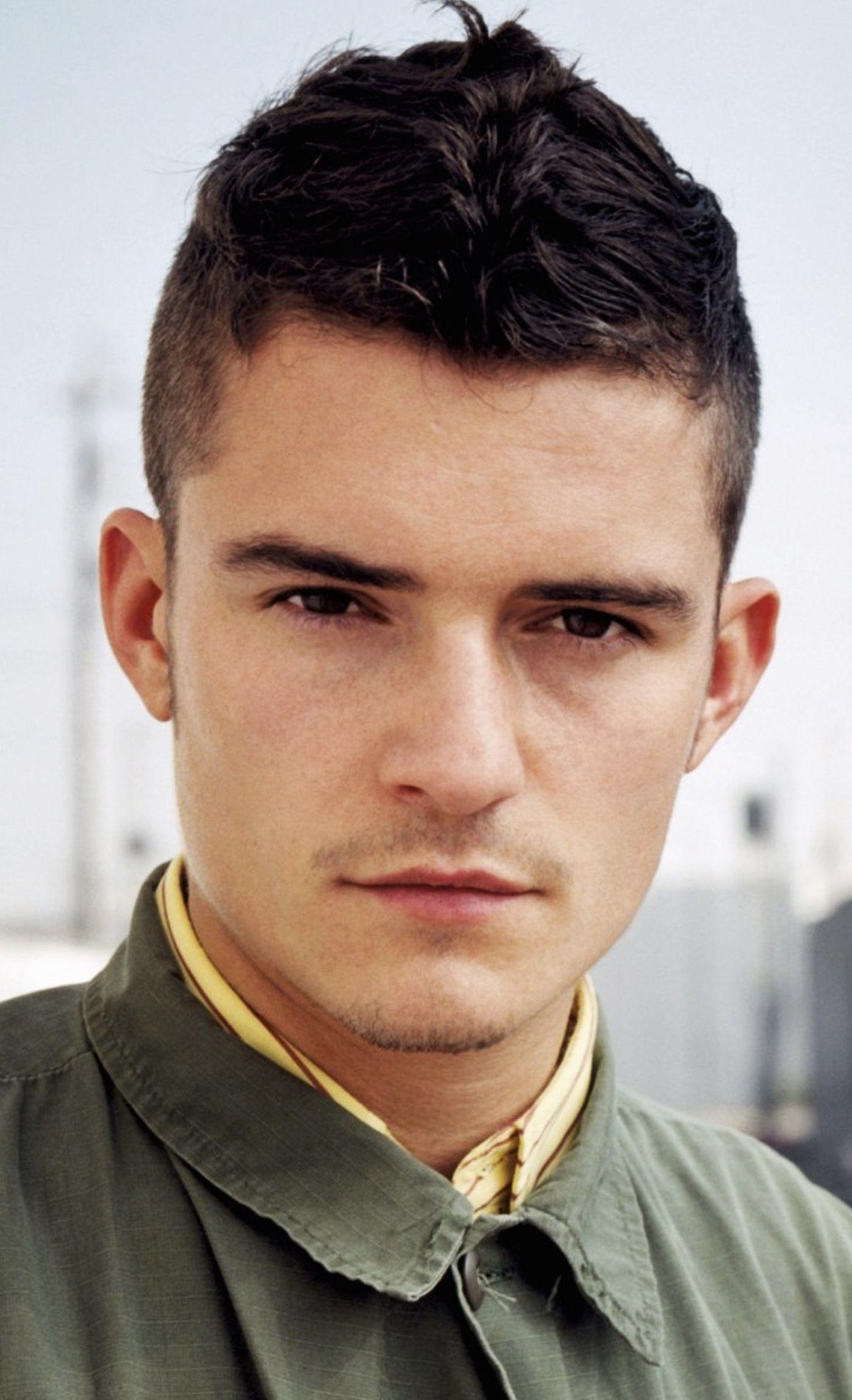 Young Orlando Bloom