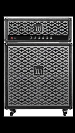 wylde audio master 100 half stack wylde audio collection guitar amp guitar zakk wylde. Black Bedroom Furniture Sets. Home Design Ideas