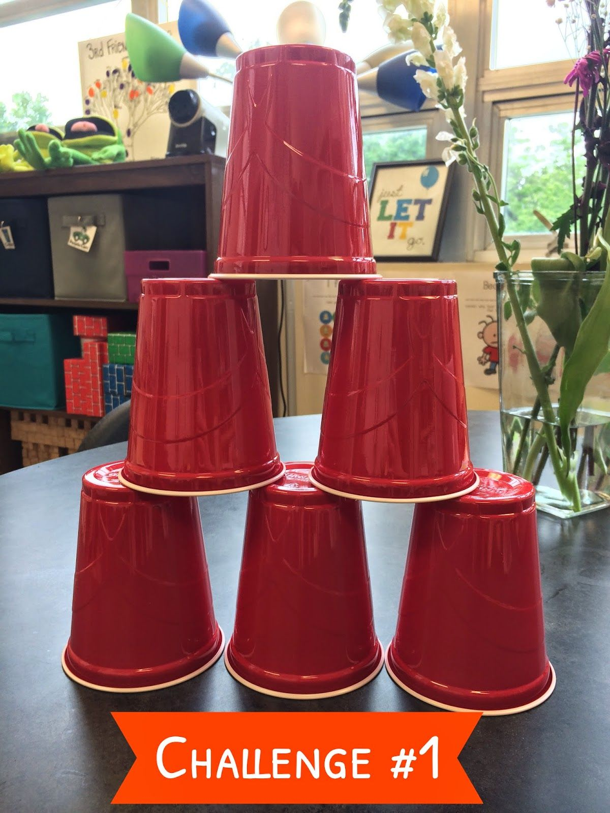 Teamwork Cup Stack Take 2 With Images