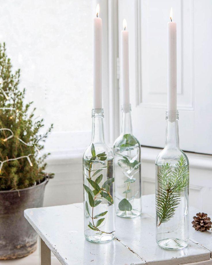 In 10 Schritten zum Weihnachtsfest im skandinavischen Stil. Hier lest ihr, wie ihr euch auf die Festtage einstimmt und euer Zuhause im Skandi-Stil dekoriert. #christmasdeko