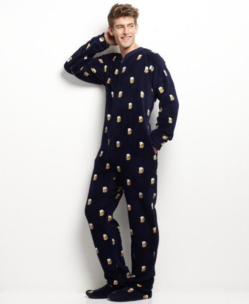 Valentine's Day Present! Club Room Men's Sleepwear Zip Front ...