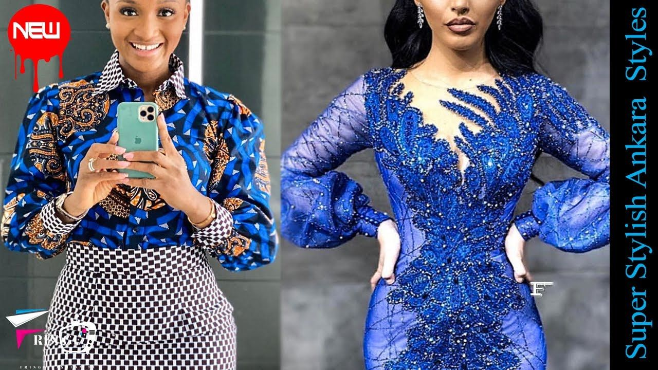 2020 African Dresses Asoebi Styles Most Super Stylish African Ankara St In 2020 African Fashion Ankara African Dress Fashion