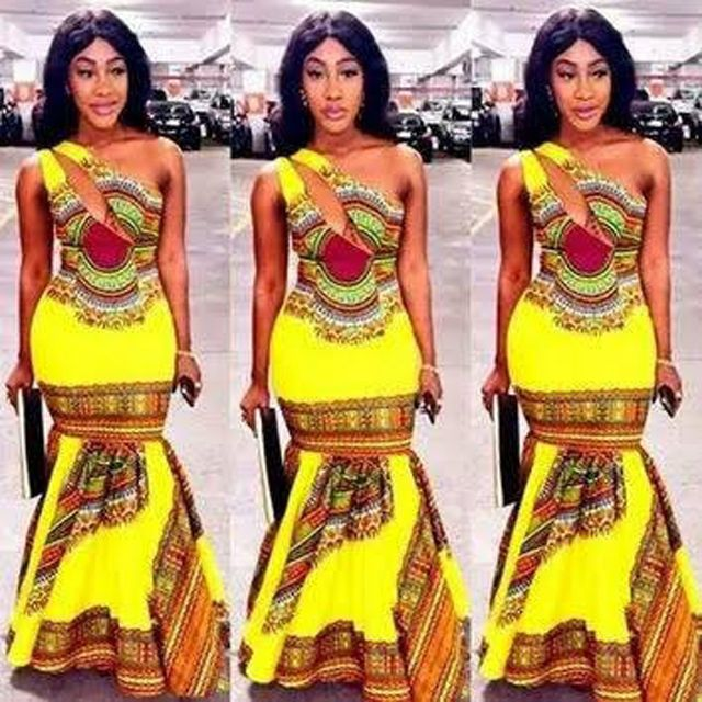 African Print Dress Styles For Weddings Google Search