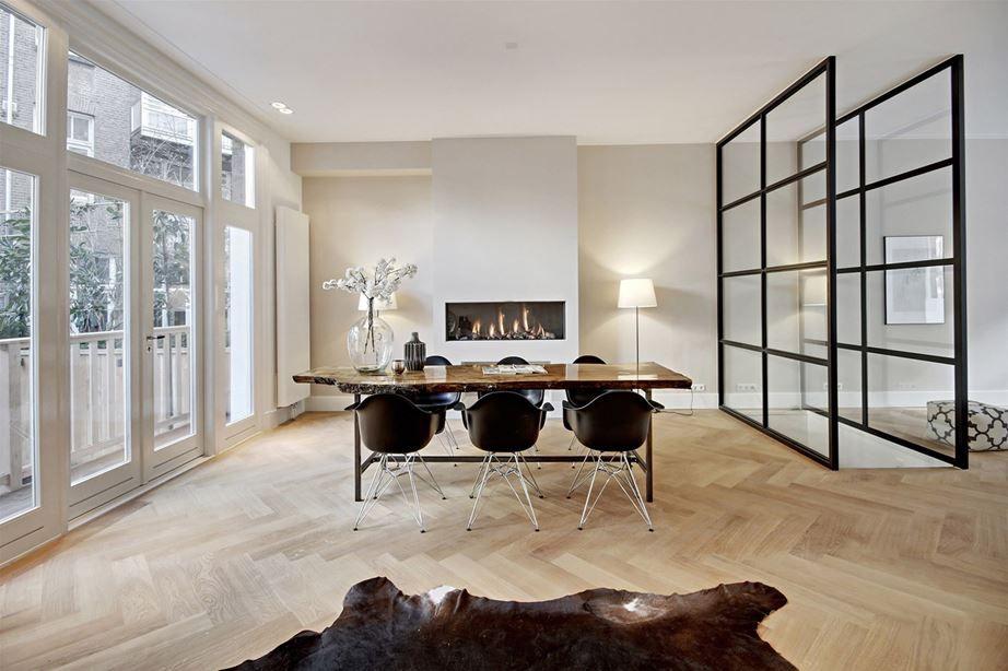 Moderne klassieke woonkamer   HOMEASE - Home   Pinterest - Baksteen ...