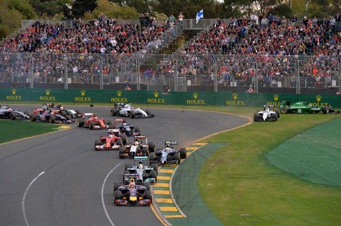 Αποτελέσματα Αγώνα – GP Αυστραλίας | F1fan.gr
