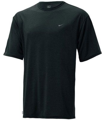Nike Drifit Lightweight Short Sleeve.