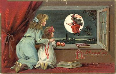 best halloween postcards were by the tuck s company in the late 1800 ...