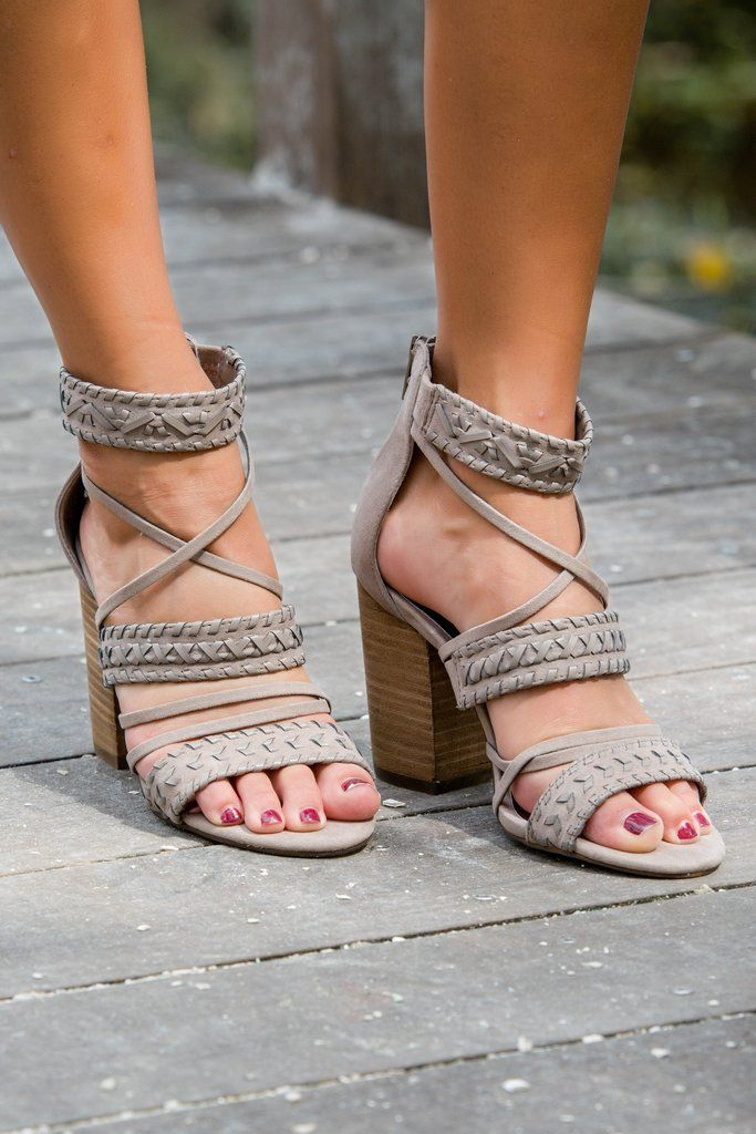 e42ec8b828 Carlos by Carlos Santana Taupe Block Heel Sandals Shop Simply Me Boutique –  Simply Me Boutique