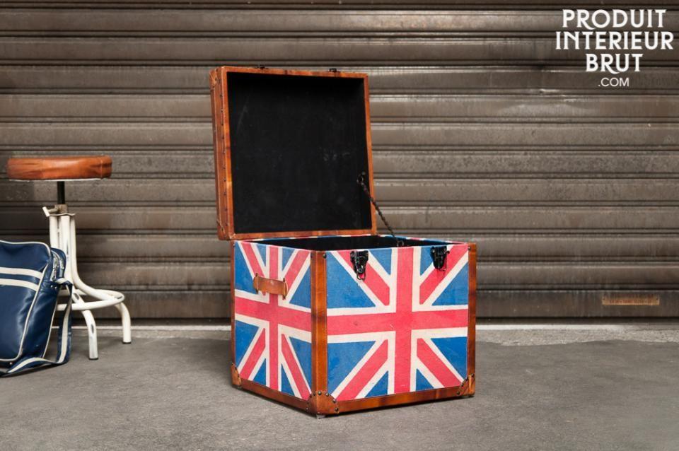 Überseekoffer Back in the UK