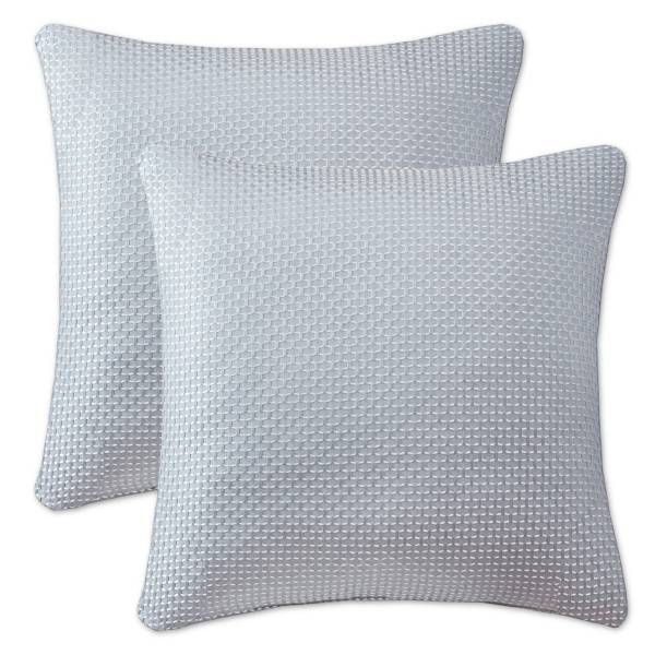 Product Image for Madison Park Jhene 20-Inch Square Throw Pillows (Set of 2) 1 out of 2