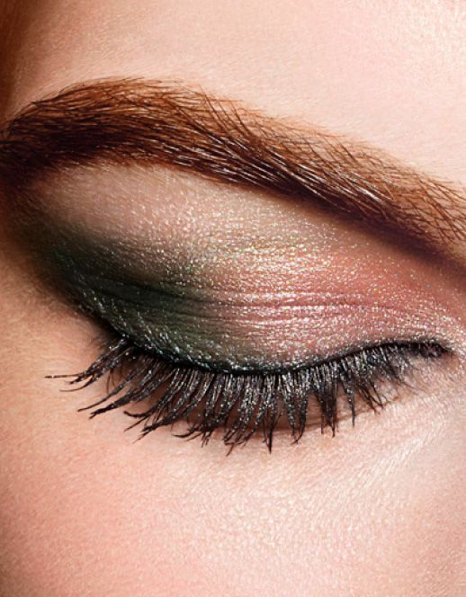 Chanel Eye Makeup Chart How To Wear Chanel Les 4 Ombres Eye