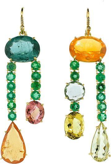 Irene Neuwirth Jewelry One Of A Kind Earrings