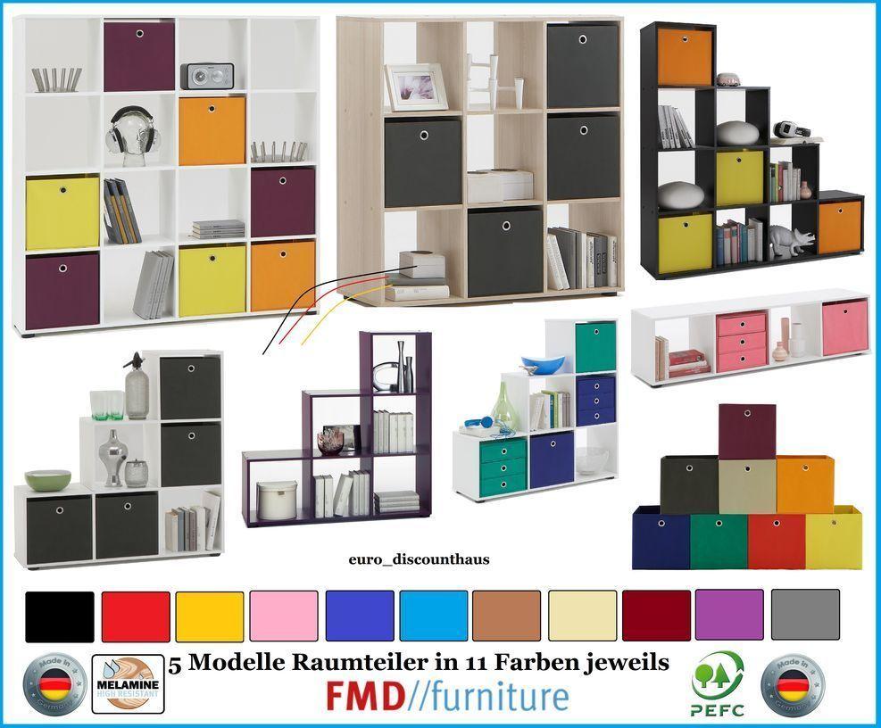 Details Zu Raumteiler Aktenregal Wohnzimmer Regal Bücherregal Split  Stufenregal NEU